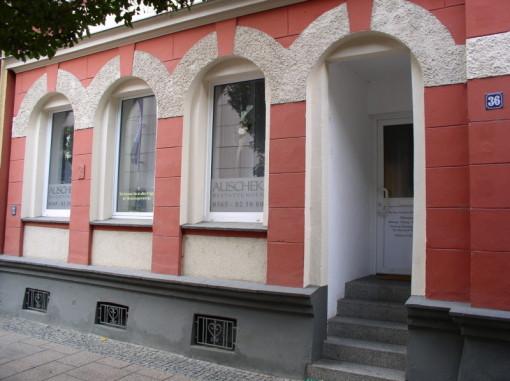 Bestattungsinstitut, Gera